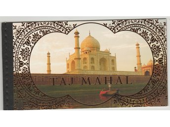 UNITED NATION (WIEN) - MH - 17 - TAJ MAHAL**