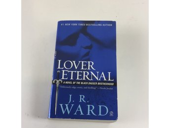 Bok, Lover Eternal, J. R. Ward, Pocket, ISBN: 9780451218049, 2006