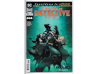 Detective Comics # 994 NM Ny Import
