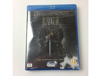 Game of Thrones , TV-serie, Blu-ray, Fantasy, 2012