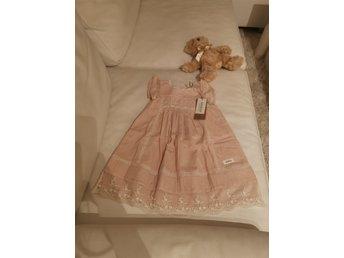 Newbie limited edition Rosa klänning med spets .. (398712062