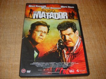 "The Matador ""Pierce Brosnan"""