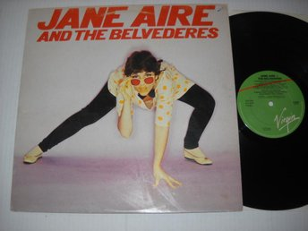 Jane Aire + The Belvederes