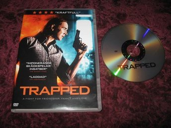 TRAPPED (GERARD MCSORLEY,ANTHONY FOX)DVD REG2