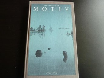 MOTIV,   T.COLLIANDER,   1978,  BOK, BÖCKER