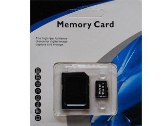 Micro sd 64 GB Micro sd SDHC class10 med fri SD dapter - Falun - Micro sd 64 GB Micro sd SDHC class10 med fri SD dapter - Falun