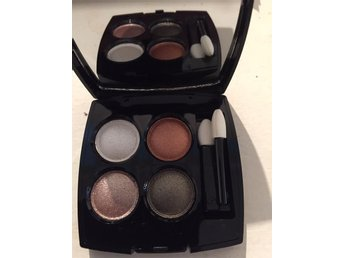 CHANEL Les 4 Ombres Eye Shadow, ögonskugga, makeup, smink