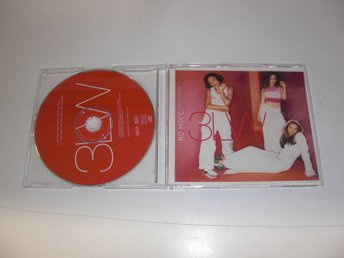 3LW  -  No more  -  Maxi