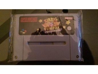 Kirby's Fun Pak (SNES) (Väldigt bra skick) - Sundsvall - Kirby's Fun Pak (SNES) (Väldigt bra skick) - Sundsvall