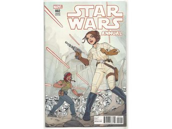 Star Wars Volume 2 Annual # 2 Variant Edition NM Ny Import