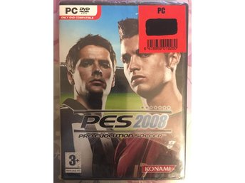 PC - PRO EVOLUTION SOCCER 2008 - PC Spel