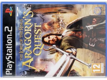 The Lord of the Rings: Aragorn's Quest - PS2 - PAL (EU)