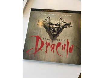 Bram Stoker s Dracula - Criterion Collection - Laserdisc - Eslöv - Bram Stoker s Dracula - Criterion Collection - Laserdisc - Eslöv