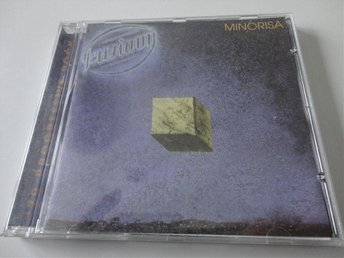 FUSIOON: MINORISA. 1975. (RI) 1997. ORIGINAL CD 1ST PRESS. REM. FRAKTFRITT!!!