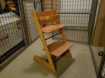 Tripp trapp stol - Bromma - Tripp trapp stol - Bromma