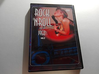 Rock'n Roll and the 1950's Vol. 2 DVD - Regionsfri PAL, Jerry Lee Lewis