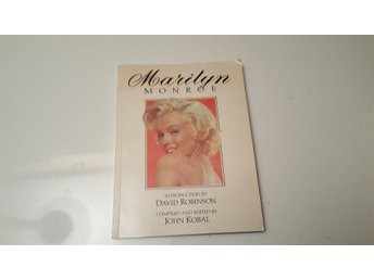 Bok Marilyn Monroe by David Robinson Edited by John Kobal