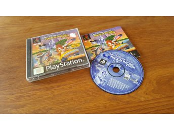 DISNEY WORLD QUEST MAGICAL RACING TOUR PS1 BEG