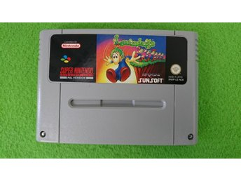 Lemmings Super Nintendo Snes