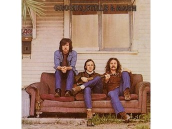 Crosby Stills & Nash: C.S. & Nash 1969 (Rem) (CD)
