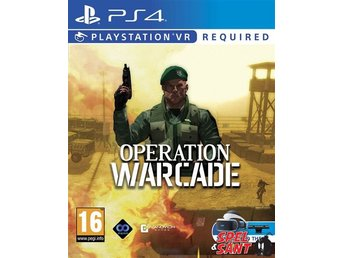 Operation Warcade (VR)
