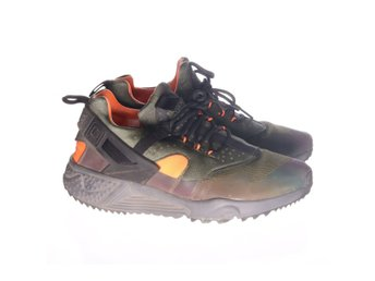 purchase cheap fc579 476c6 ... germany nike sneakers huarache utility strl 40 grön orange svart 86ff4  d09a2