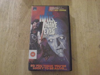 The Hills Have Eyes Part 2 [ UK ] WES CRAVEN