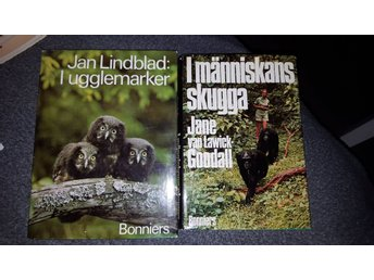 Jan lindblad och Jane Goodall