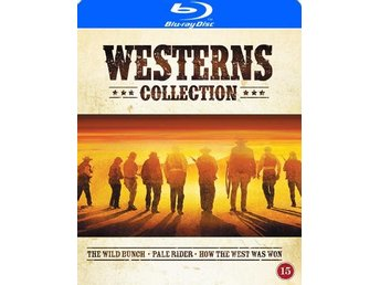 Western collection (3 Blu-ray)