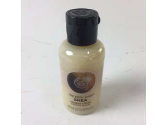 The Body Shop, Skönhetsprodukter, Strl: 60 ml, shea, shower cream, Beige