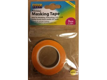 3MM PRECISION MASKING TAPE   Model Craft