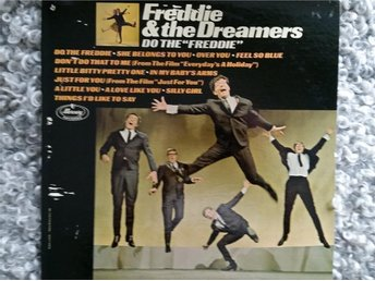 "Freddie & The Dreamers, Do The ""Freddie"" LP"