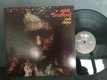 SCOTT BRADFORD LP ROCK SLIDES - Helsingborg - SCOTT BRADFORD LP ROCK SLIDES - Helsingborg