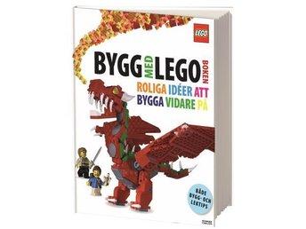 Bygg Med Legoboken - Roliga Idéer Att Bygga Vidare På (Bok) - Nossebro - Bygg Med Legoboken - Roliga Idéer Att Bygga Vidare På (Bok) - Nossebro