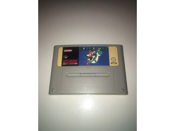 Super Mario World SCN SNES