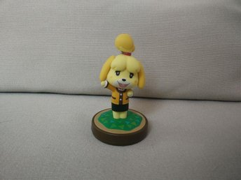 Animal Crossing Amiibo - Isabelle