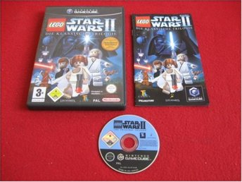 LEGO STAR WARS 2 till Nintendo Gamecube GC