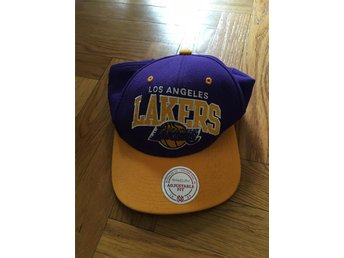 Lakers snapback / keps. Mitchell and ness - Kullavik - Lakers snapback / keps. Mitchell and ness - Kullavik