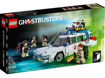 LEGO Exclusive - Ghostbusters Ecto-1 21108