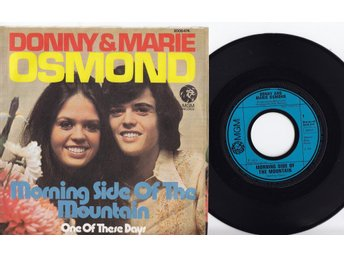 OSMOND DONNY & MARIE - MORNING SIDE OF THE MOOUNTAIN