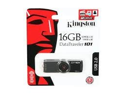 16gb Kingston Usb minne 16 gb memory card