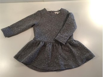 Grå känning från Pompdeluxe (AW16 Alexis little dress)