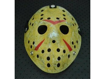 Jason mask (Fredagen den 13:e, Friday the 13th) replika, skräck