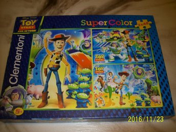 3X48-BITARS CLEMENTONI - TOY STORY AND BEYOND NO 25161