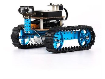Makeblock Starter Robot Kit - Blue (Bluetooth Version)