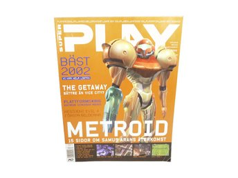 Super Play Nr 12 2002 Metroid