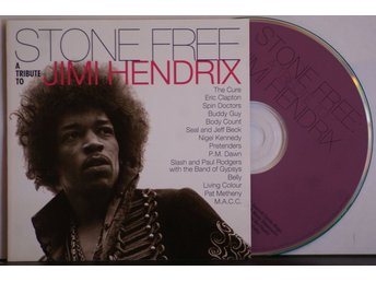 Stone Free – A Tribute To Jimi Hendrix – CD