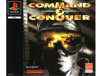 Command & Conquer - Playstation PS1