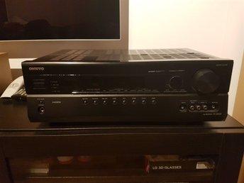 ONKYO 7 2 Channel Network A/V Receiver TX-NR 616,som ny på