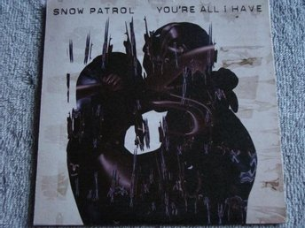 Snow Patrol - You're all I have, 2tr CDS - Ny!